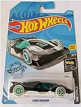 Hot Wheels 2019 Treasure Hunt Hw Space - Cyber Speeder, Gray 220/250