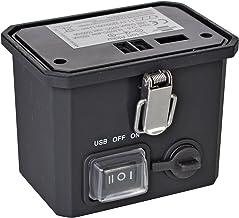 Brennenstuhl Li-Ion batterij 11,1 V/2200 mAh voor mobiele batterij chip-LED-lamp 10 W Outdoor, 1171260010