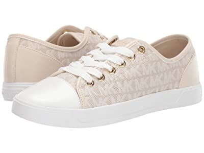 MICHAEL Michael Kors MK City Sneaker (Natural) Women