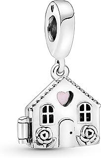 Pandora 797056EN160 Sterling Silver Charm for Women - Silver
