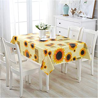 water print tablecloth