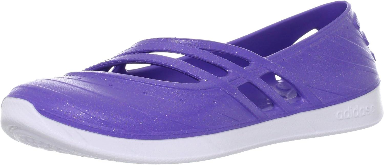 Adidas QT Comfort Ladies Purple Jellie Pump shoes Q26057