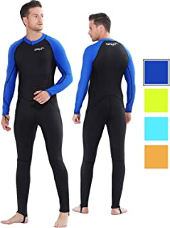 Diving Skin, Men Women Youth Thin Wetsuit Rash Guard- Full Body UV Protection - for Diving Snorkeling Surfing Spearfishing Sport Skin