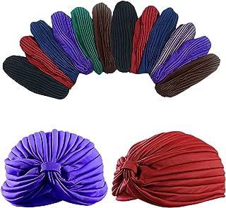 Dozen Pack- 12 Beautiful Turbans