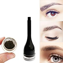 Eyebrow Extensions - The Most Natural Makeup Accessories For Women Eyebrow Makeup Best Replacement For Brow Pencil,Eye Brow Tattoo,Eyebrow Gel by Join2Top - BROWN