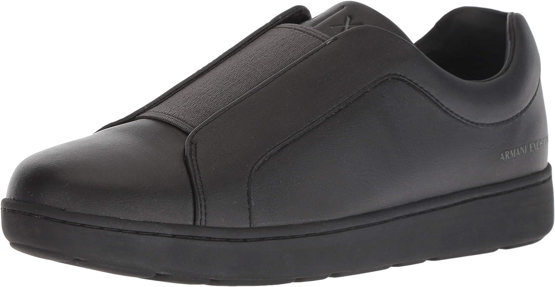 A X Armani Exchange Men's Slip-on Sneaker
