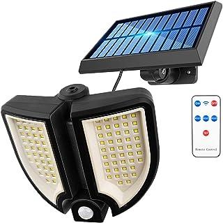 pedkit Lâmpada solar dividida lâmpada de indução humana à prova d'água IP65 90LED