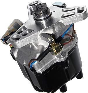 MAS Ignition Distributor w. Cap & Rotor TD02U TD18U for 88-91 HONDA CIVIC CRX 1.6L PRELUDE 2.0L 30100PM6A04