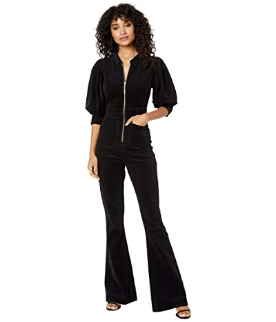 We Wore What 70s Jumpsuit (Black) Women