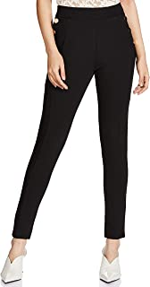 Marks & Spencer Women's Tregging Western Casual Pants