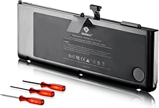 E EGOWAY 7200mAh 79Wh Replacement Battery A1321, Made for Mid 2009 Early and Late 2010 15 inch MacBook Pro A1286