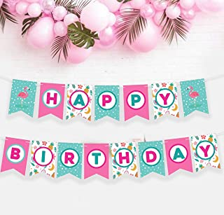 FLAMINGO HAPPY BIRTHDAY BANNER - Flamingo Party Supplies Pineapple Party Decorations Pineapple Decorations for Party Flamingo Party Flamingo Decorations Flamingo Party Decorations Flamingo Pinata Pineapple Birthday Decorations Pink Flamingo Party Supplies Flamingo Pineapple Party Supplies Flamingo Birthday Banner Flamingle Party Supplies Pinata Pineapple Lets Flamingle Banner Flamingo Pineapple flamingo happy birthday banner pineapple flamingo pineapple birthday party
