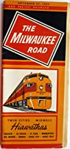The Milwaukee Road - Chicago, Milwaukee, St. Paul and Pacific Railroad Timetable - September 27, 1953
