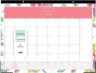 Academic Desk Calendar 2020-2021
