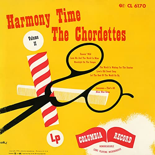The World Is Waiting for the Sunrise by The Chordettes on