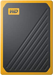 安くて良いWDポータブルSSD1TBUSB3.0イエローマイパスポート外部へ/ 3年間の保証..買う