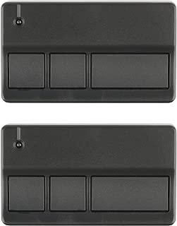 2 Garage Door Opener Remote Control for 373LM Liftmaster Chamberlain Sears (Purple 3-Btn)