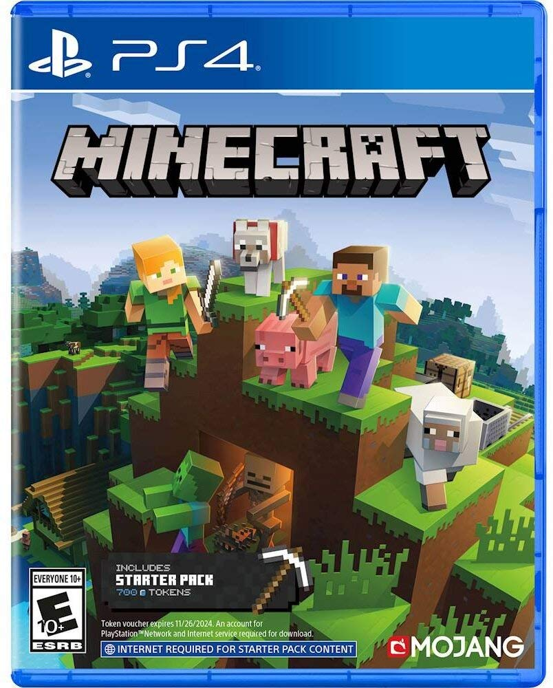 Minecraft Cover Art