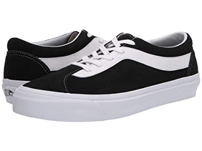 Vans Bold Ni ((Staple) Black/True White) Athletic Shoes