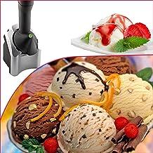 Machine à desserts glacés de luxe, Machine de fabricant de crème glacée pour la maison, Machine molle de service de fruit ...