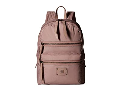 Frye Ivy Backpack (Lilac) Backpack Bags