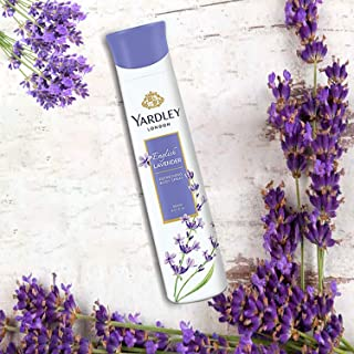 Yardley English Lavender Body Spray, 150ml