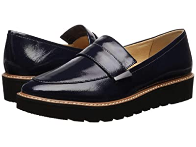 Naturalizer Adiline (Inky Navy Patent Leather) Women
