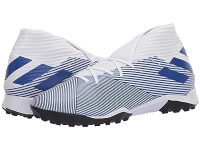 adidas Nemeziz 19.3 TF (Footwear White/Team Royal Blue/Core Black) Men