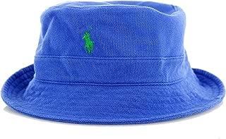 Polo Mens Pique Mesh Bucket Hat