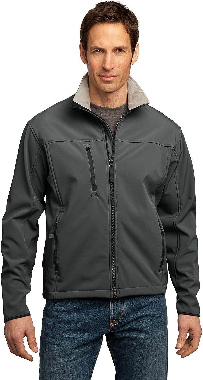Port Authority Tall Glacier Soft Shell Jacket
