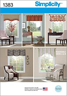 Best simplicity valance sewing patterns Reviews