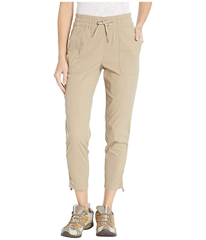 The North Face Aphrodite Motion 2.0 Pants (Dune Beige) Women
