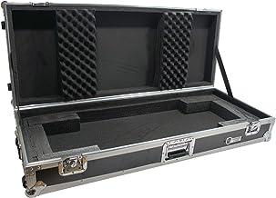Harmony Cases HCKB61W Flight Rolling ATA Hard Custom Case Co