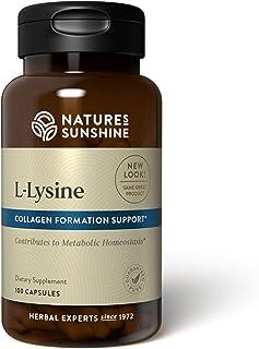 Nature's Sunshine L-Lysine 100 Capsules