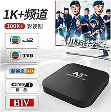 2020 Newest A3 PRO Upgraded HTV2/3/5 Chinese Box 海量普通話粵語影視劇集 Better..