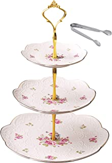 bone china cake stand