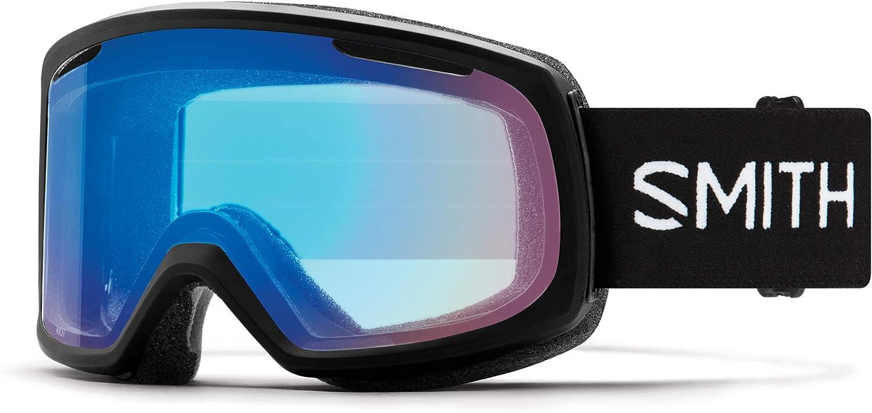 Smith Riot Damen Damen Damen Skibrille, Schwarz B07G2NCN85  Lass unsere Waren in die Welt gehen b7fb6f