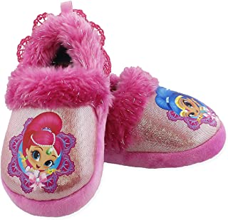 Image of Shimmer and Shine Slippers for Toddlers and Girls