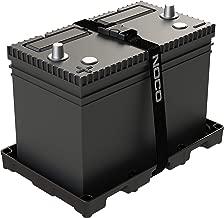EBC7TZ-10732KT-73 Battery Tray Kit 1973-79 F100 F150 F250 F350 1978-79 Bronco Pickup Clamp Mount Bolts