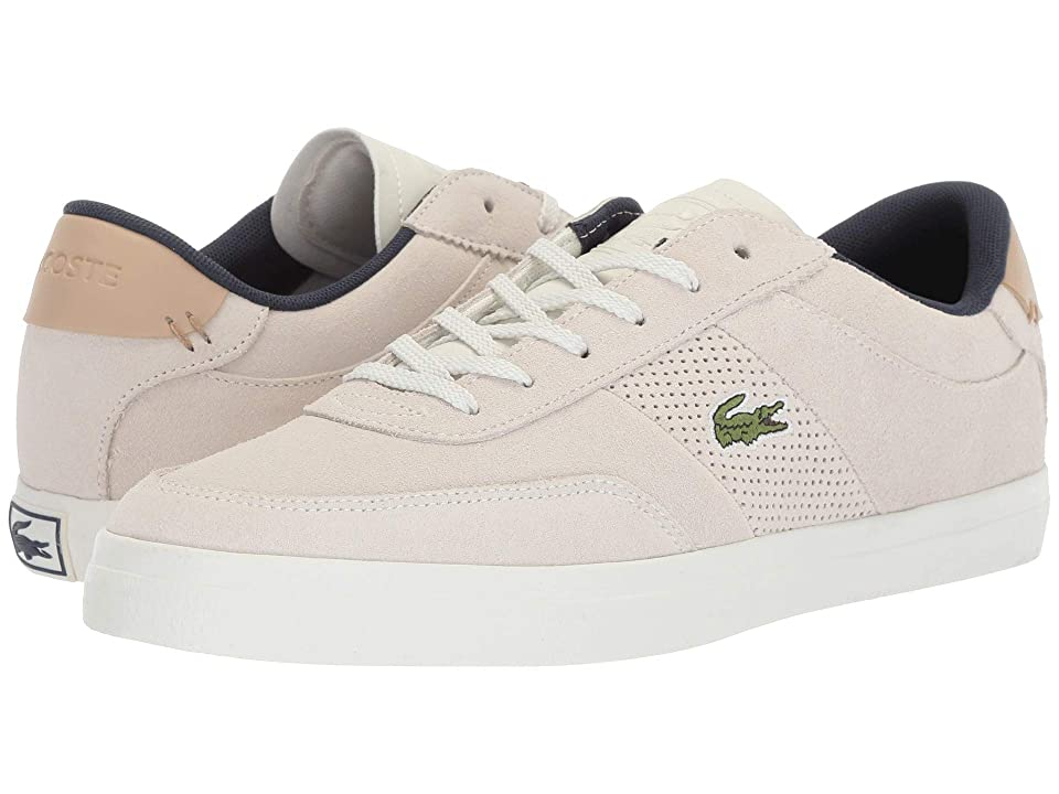 Lacoste Court-Master 418 1 (Off-White/Natural) Men