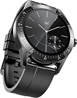 Lemonda S11 Smart Watch Fitness Tracker IP67 Waterproof Heart Rate Monitor Black