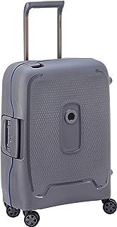 Delsey Paris Moncey Suitcase, 55 cm, 41 L, Grey