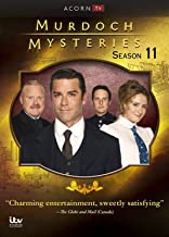 Murdoch Mysteries: Series 11 Box Set DVD