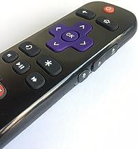 Replacement Remote Control Controller for RCA RTRU5027-W RTR5060-W RTRU5527-W RTRU6527-W Roku Smart LED TV