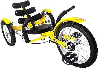 Mobo Mobito Kids 3-Wheel Bike. Recumbent Trike. Childs Cruiser Tricycle