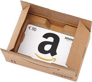Carte cadeau Amazon.fr - Dans un coffret Colis Amazon