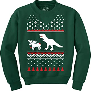 Best ugly christmas sweater moose love Reviews