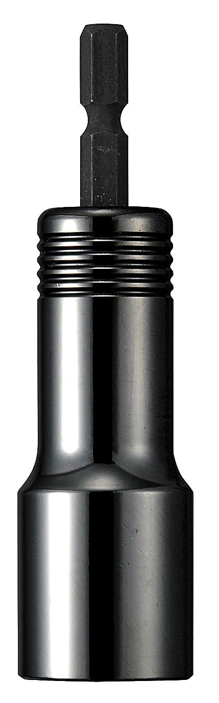 首尾一貫したハリケーンハウジングTJMデザイン インパクトドライバー用SDソケット 12角 TSK-SD19 ガンメタ 19mm 1個