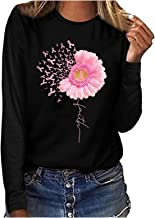 fesfesfes Sunflower Graphic Tee Shirts for Womens T Shirts Short Sleeve Loose Fit Graphic Crewneck Tunic Tops Athletic Tees