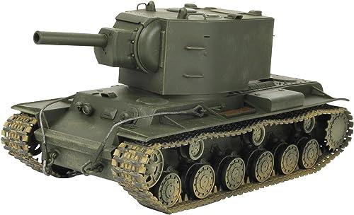 Unimax 432387016 - Bausatz russischer Tank KV-2 1 72